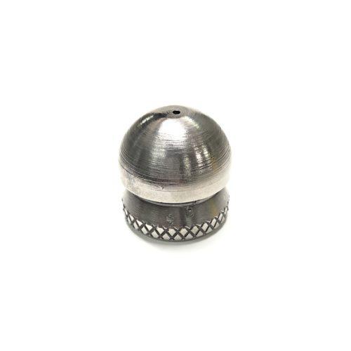 "3/8"" Button Nozzle Side View"