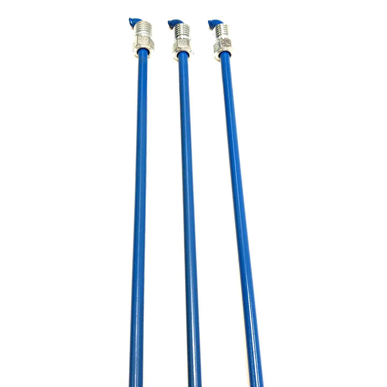 Blu-Steel® Sectional Steel Rods