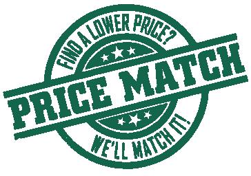 Shamrock Price Match