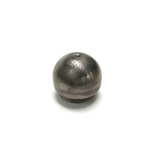 "1/4"" Ball Nozzle Side View"