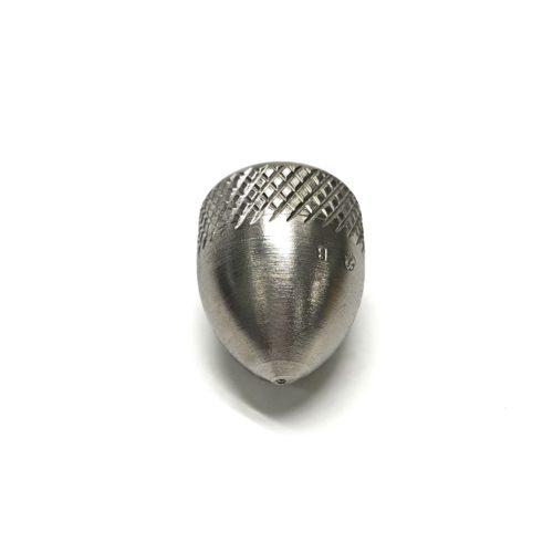 """3/8"""" Penetrator Nozzle Front View"""