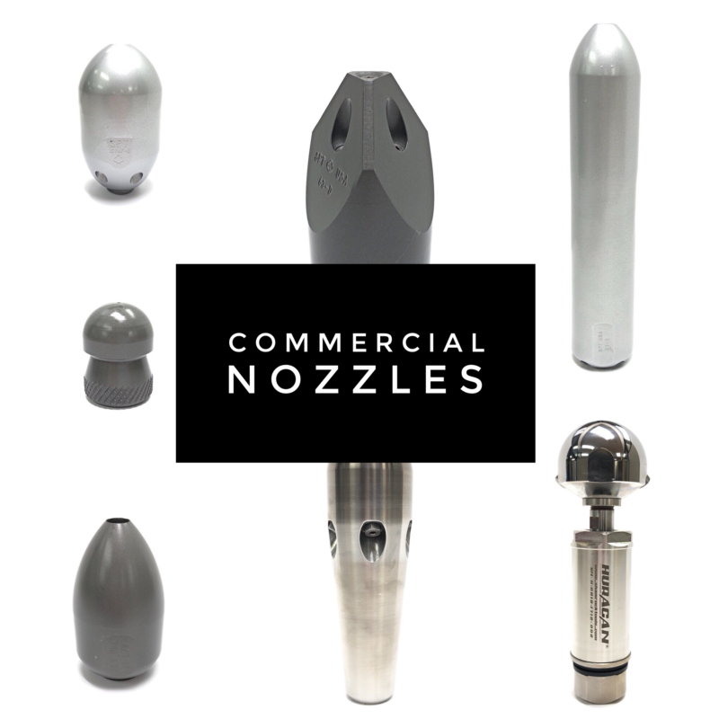 Commercial Nozzles